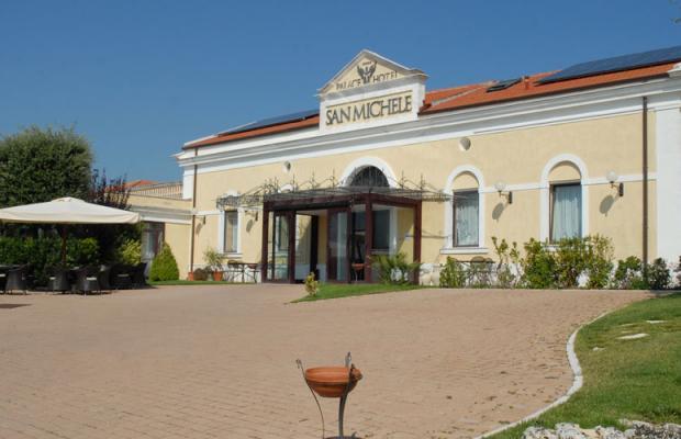 фотографии отеля Palace Hotel San Michele изображение №27