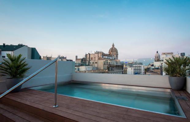 фото отеля Hotel Midmost (ex. Inglaterra Barcelona) изображение №1