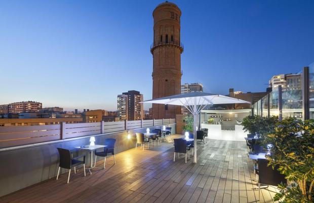 фотографии отеля Attica 21 Barcelona Mar (ex. Husa Barcelona Mar) изображение №3
