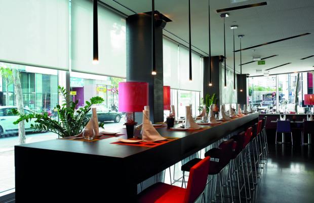 фотографии отеля Novotel Barcelona City изображение №23