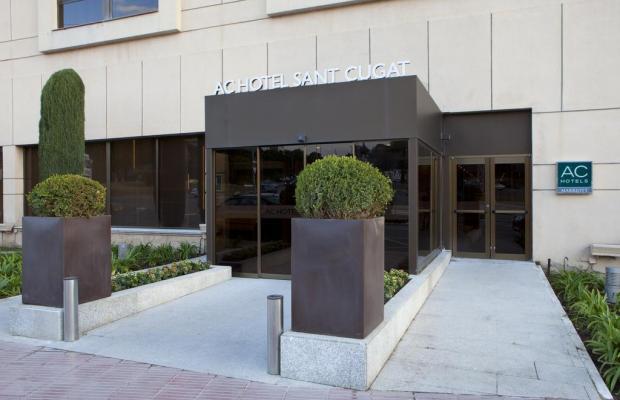 фотографии AC Hotel Sant Cugat by Marriott (ex. Novotel Barcelona Sant Cugat) изображение №16
