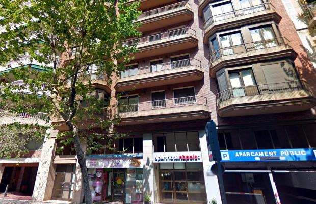 фото отеля Napols Aparthotel изображение №1