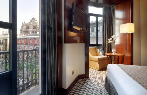 фото отеля Eurostars Gran Via (ex. Fontecrus Granada) изображение №9