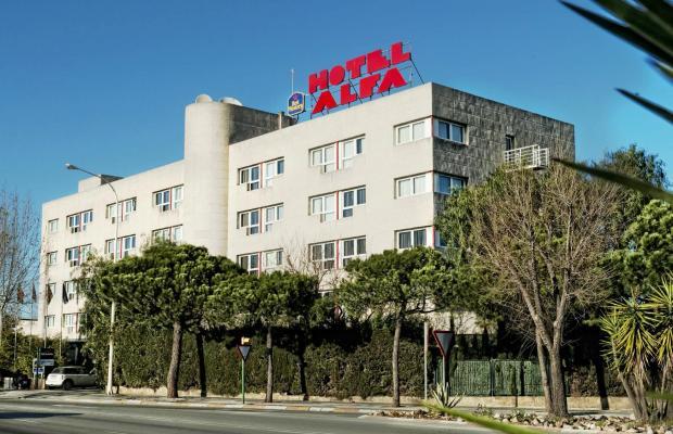 фото отеля  Best Western Hotel Alfa Aeropuerto изображение №1
