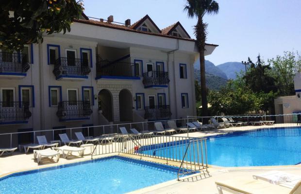 фото отеля Akdeniz Beach Hotel изображение №37