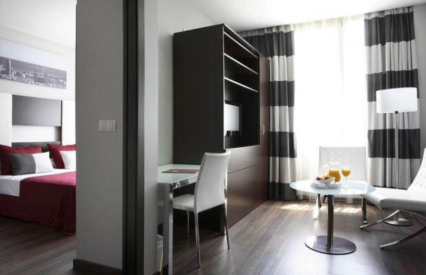 фото отеля Villa Olimpic@ Suites изображение №41