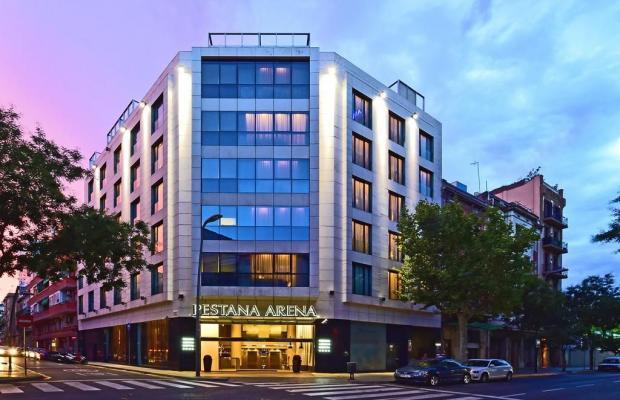 фото отеля Pestana Arena Barcelona (ex. Vincci Arena) изображение №1