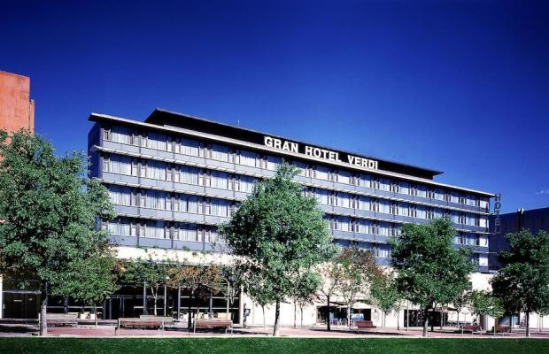 фото отеля Catalonia Gran Hotel Verdi изображение №1