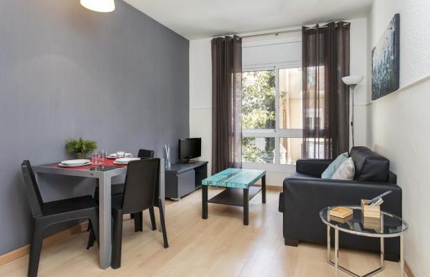 фотографии отеля Apartamentos Sata Sagrada Familia Area изображение №3