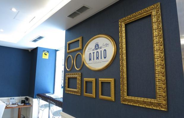 фотографии отеля Atrio изображение №7