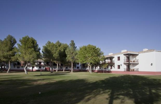 фотографии отеля Parador de Albacete изображение №15