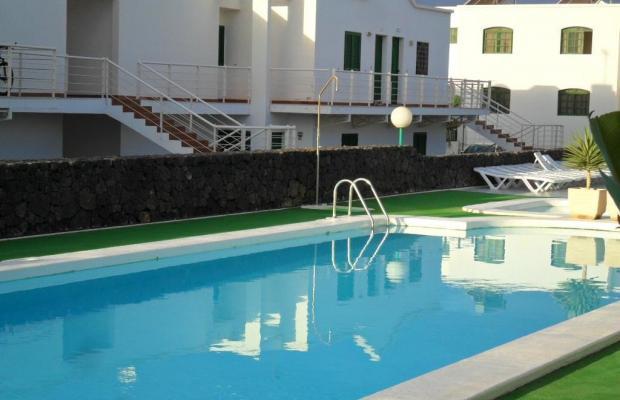 фотографии отеля Apartamentos Aloe изображение №11