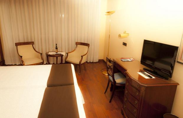 фотографии Hotel Sercotel Corona de Castilla изображение №64