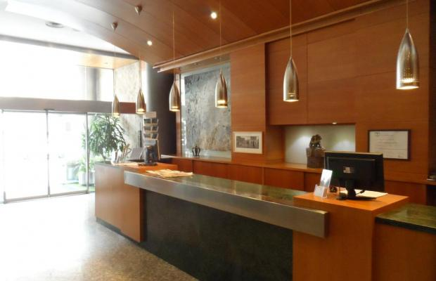 фото отеля Hotel Sercotel Corona de Castilla изображение №17