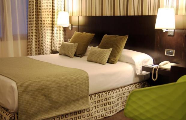 фото отеля Conde Duque (ex. Best Western Hotel Conde Duque) изображение №25