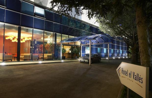 фотографии отеля Hotel Restaurante El Valles изображение №43