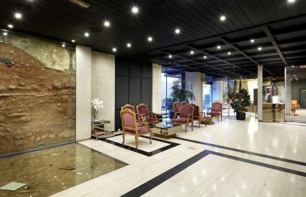 фото отеля Hotel Puerta de Burgos изображение №37