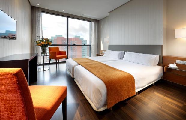 фотографии отеля Hotel Puerta de Burgos изображение №19