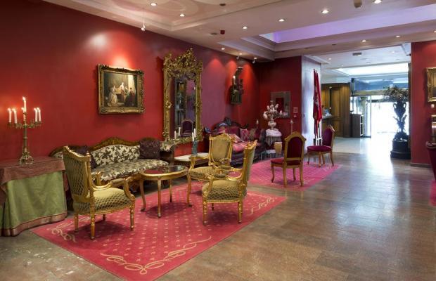 фотографии отеля Hotel Fernan Gonzalez (ex. Melia Fernan Gonzalez) изображение №11