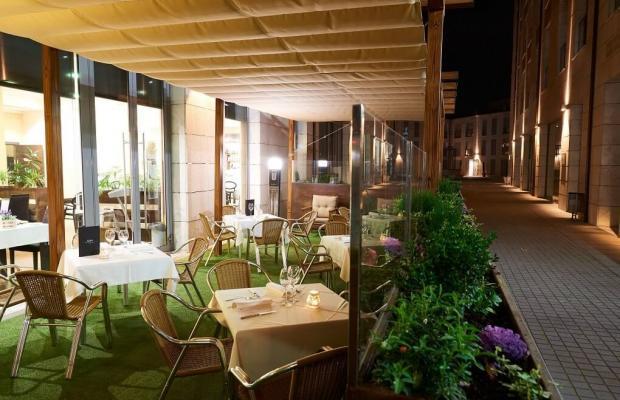 фотографии отеля Husa Gran Hotel Don Manuel изображение №7