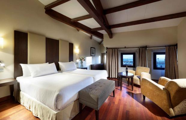 фотографии отеля NH Palacio de Santa Marta изображение №35