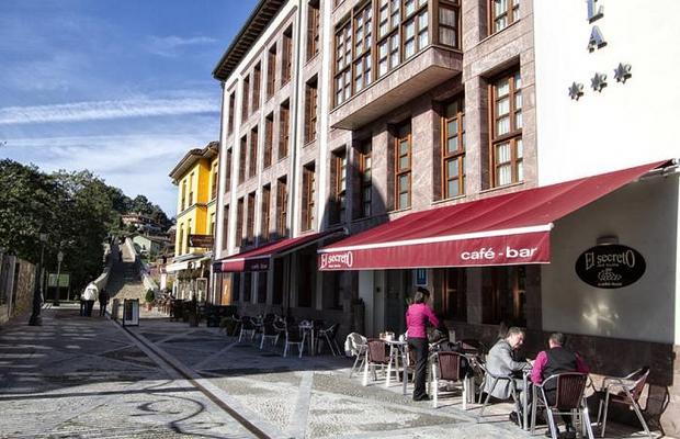 фотографии отеля Hotel El Sella изображение №23