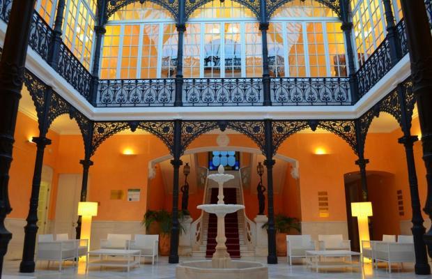 фотографии отеля Hospederia Mirador de Llerena изображение №23