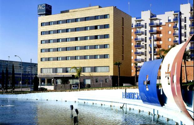 фото отеля Marriott AC Hotel Huelva изображение №1
