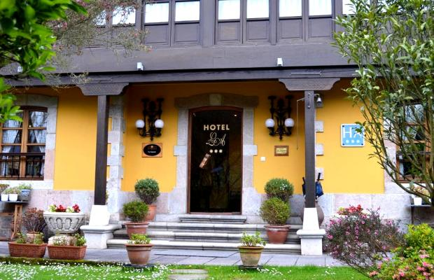 фотографии отеля Arcea Hotel La Arquera изображение №7