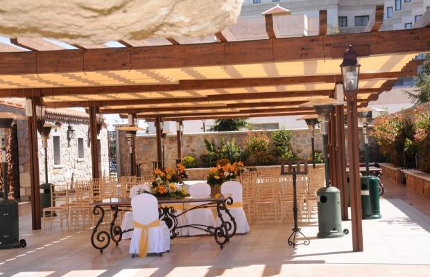 фотографии отеля Sercotel Cuatro Postes изображение №15