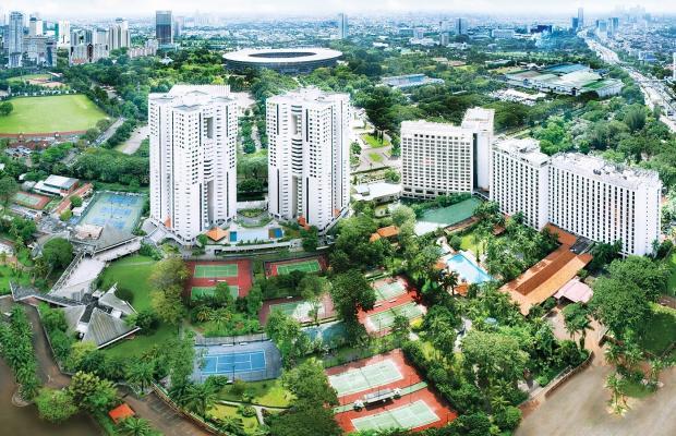 фото отеля The Sultan Hotel & Residence Jakarta изображение №1