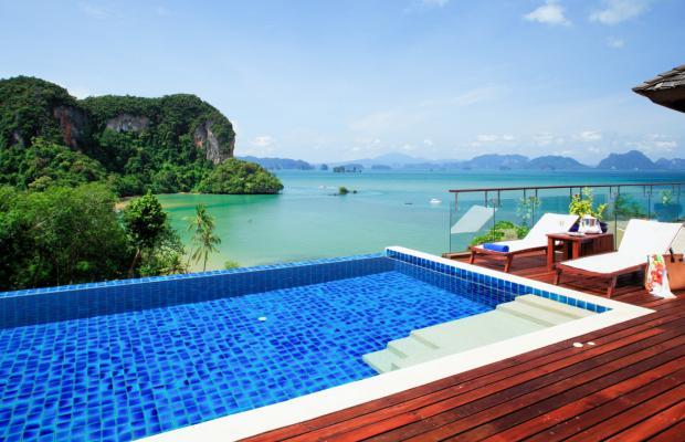 фотографии отеля The Paradise Koh Yao изображение №3