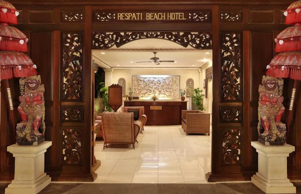 фотографии Respati Beach Hotel изображение №24