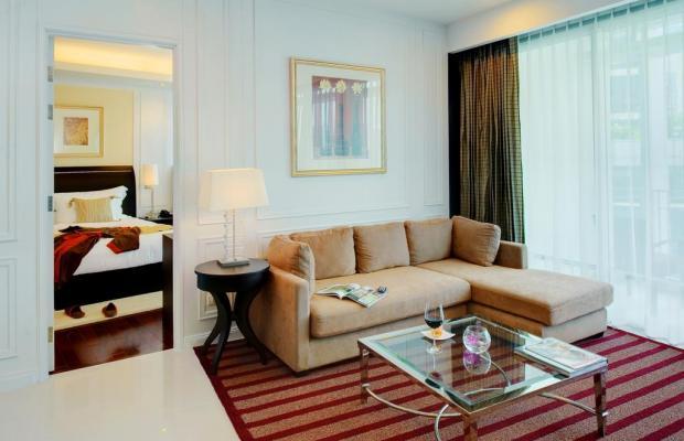 фотографии отеля Anantara Baan Rajprasong Serviced Suites изображение №23
