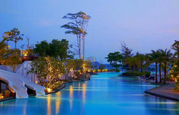 фотографии отеля Rayong Marriott Resort & Spa изображение №47