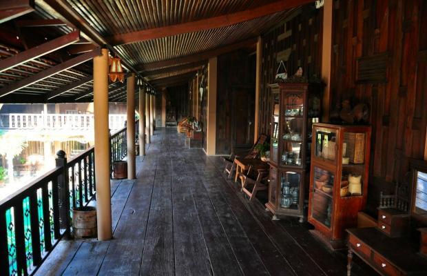 фотографии отеля Ruean Thai Hotel изображение №7