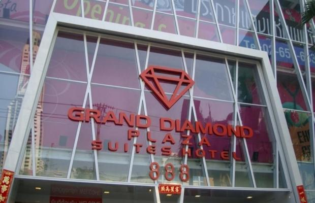 фотографии отеля Grand Diamond Suites (ex. Grand Diamond Pratunam) изображение №35