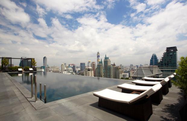 фотографии отеля Okura Prestige Bangkok изображение №67