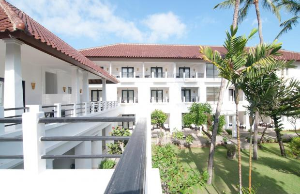 фото отеля Legong Keraton Beach изображение №1