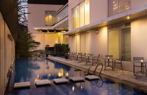 фотографии отеля Novotel Bandung изображение №15