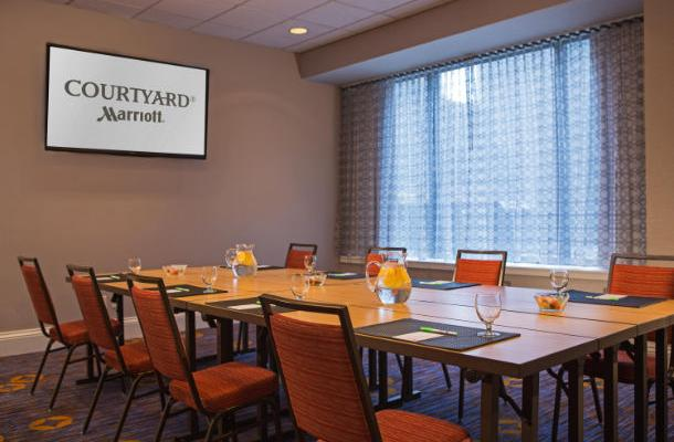 фотографии отеля Courtyard By Marriott Midtown East изображение №15