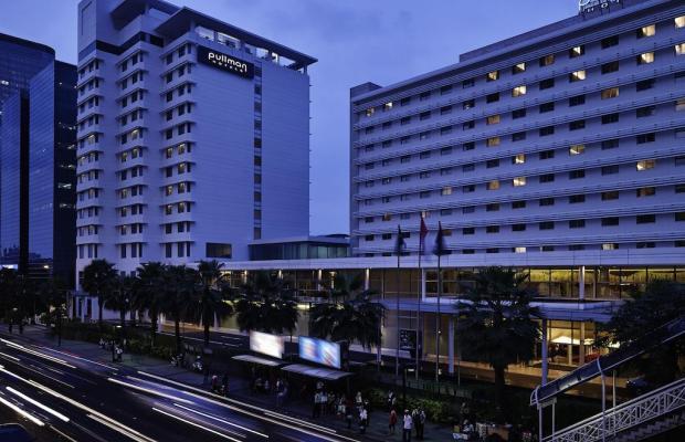 фотографии отеля Pullman Jakarta Indonesia (ex. Nikko Jakarta) изображение №23