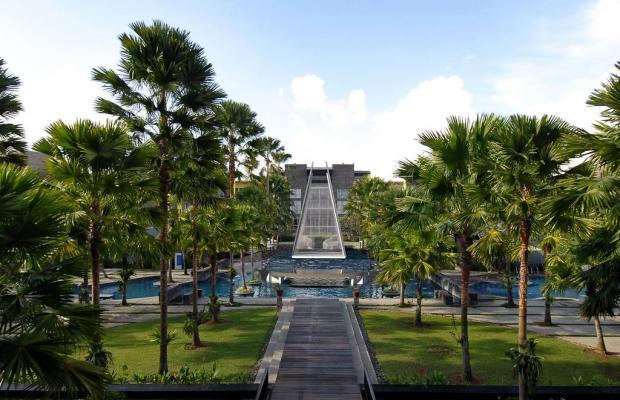 фото отеля Novotel Palembang Hotel & Residence изображение №29