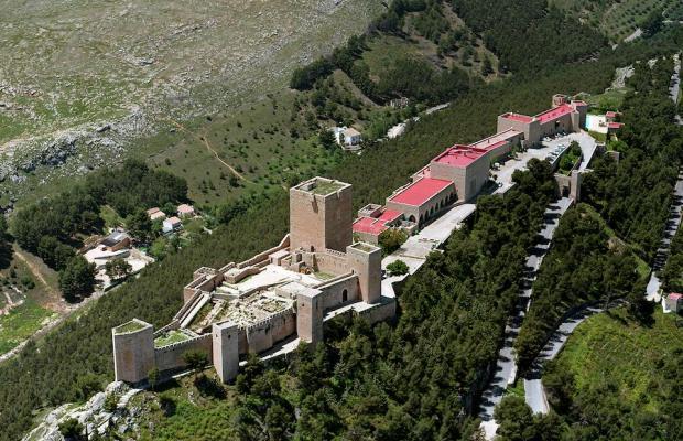 фотографии отеля Parador de Jaen изображение №19