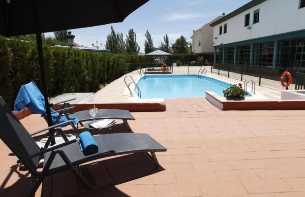 фото отеля Hotel Almagro изображение №33