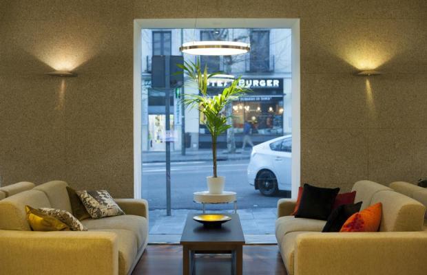 фотографии Hotel Paseo Del Arte изображение №4