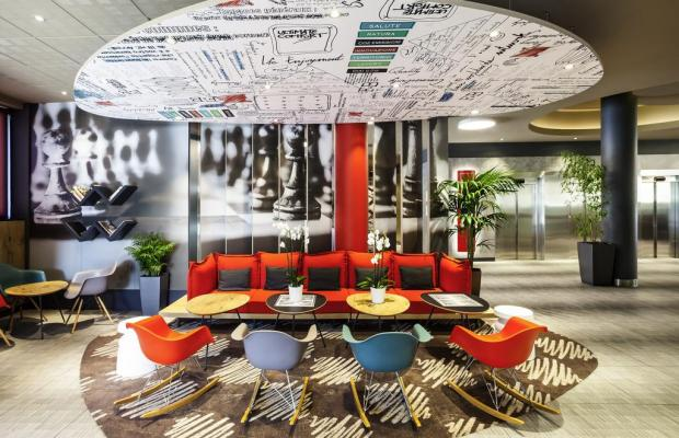фото отеля Ibis Madrid Aeropuerto Barajas изображение №9