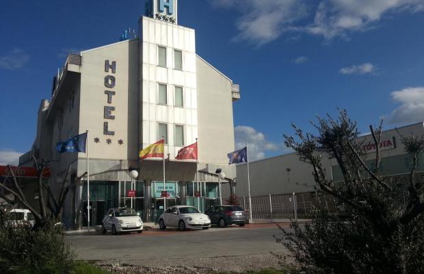 фото отеля Ciudad de Fuenlabrada изображение №1