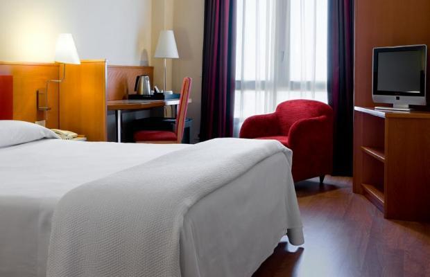 фотографии отеля Hotel NH Pozuelo Ciudad de la Imagen изображение №3