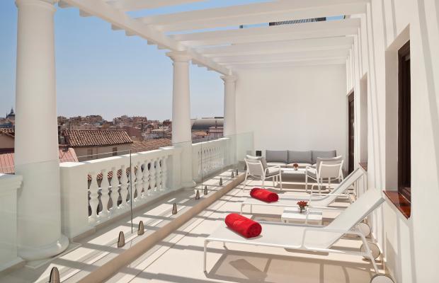 фотографии отеля Gran Melia Palacio de los Duques (ex. Tryp Ambassador) изображение №19